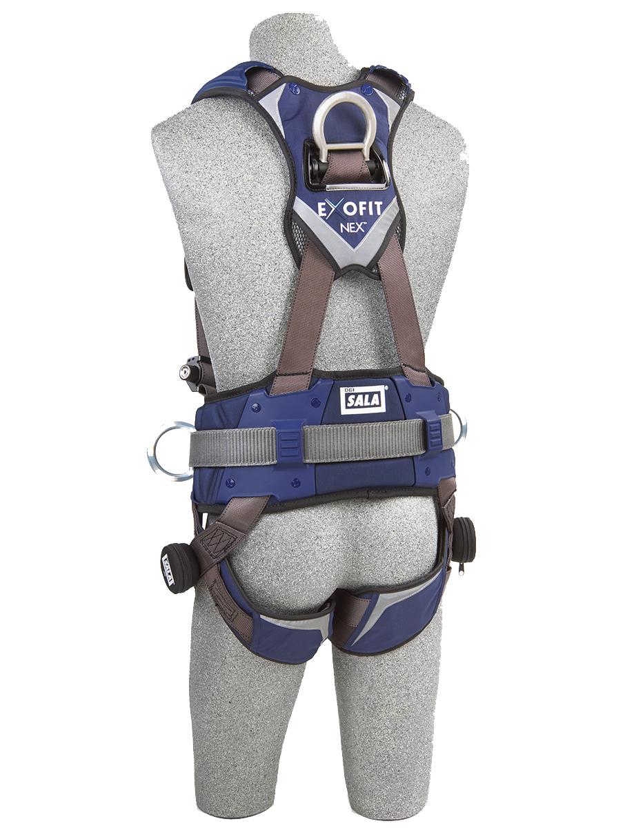 Exofit Nex Construction Style Harness Dbi Sala