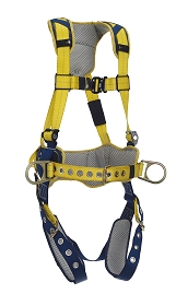 Delta Comfort Construction Harness (DBI Sala)
