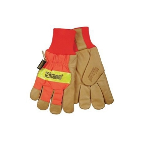 Lined Pigskin Waterproof Gloves (Kinco)