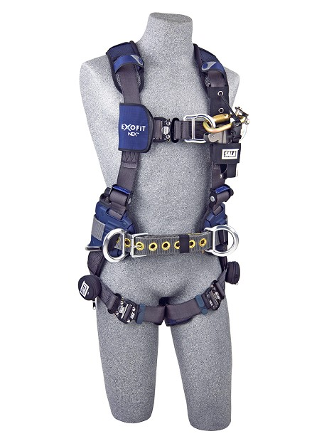 Exofit NEX Global Wind Energy Construction Style Harness (DBI Sala)