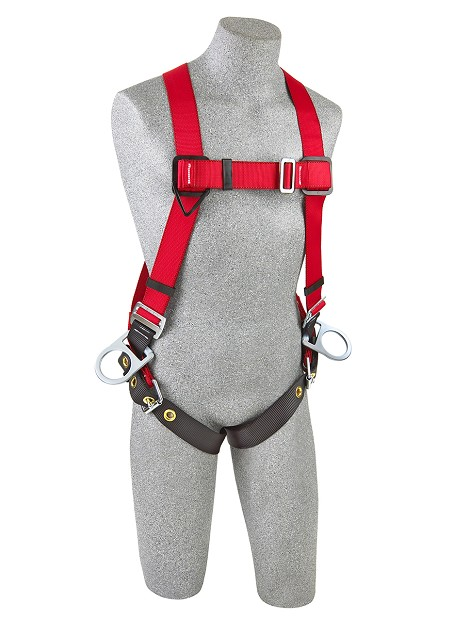 Pro Harness w/3 D-Ring (Protecta)