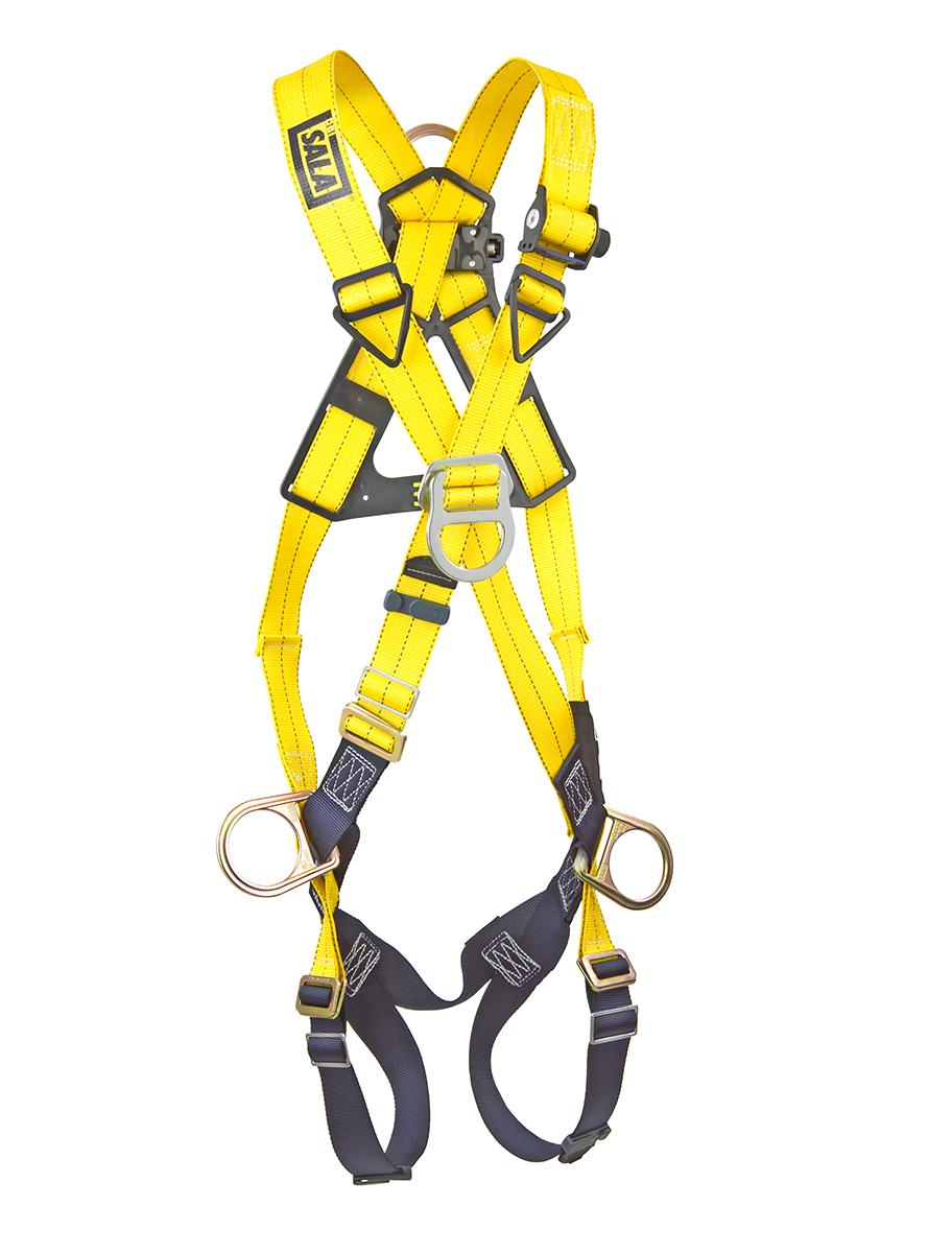 3M™ DBI-SALA® Delta™ Cross-Over Style Positioning/Climbing Harness,  Universal