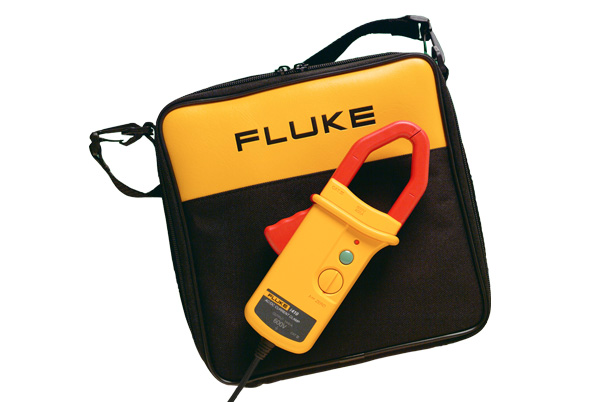 Fluke i410 ac/dc current clamp.