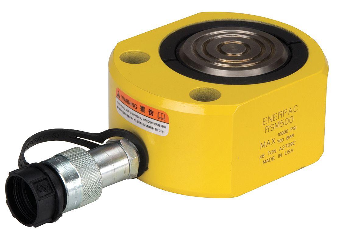 Enerpac 32 4 Ton Flat Jac Cylinder 0 5 Quot Stroke