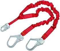 3M™ PROTECTA® PRO™ Stretch 100% Tie-Off Shock Absorbing Lanyard