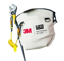 3M™ DBI-SALA® Utility Pouch with Zipper, White