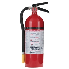 Kidde Fire Extinguisher, 5 lb, ABC