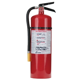 Kidde Fire Extinguisher, 10 lb, ABC