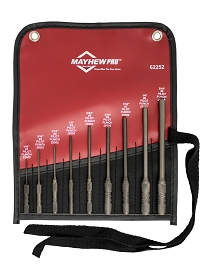 Mayhew 9 pc Pilot Punch Set