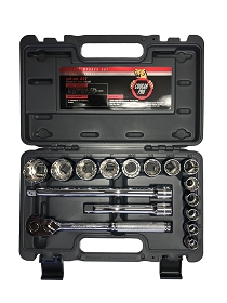 Socket Set, 1/2