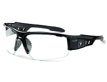 Ergodyne Skullers® Dagr Clear Safety Glasses