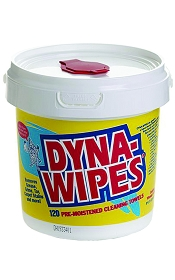 Dyna Wipes (120ct.)
