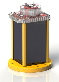 Carmanah Solar LED FAA Obstruction Light