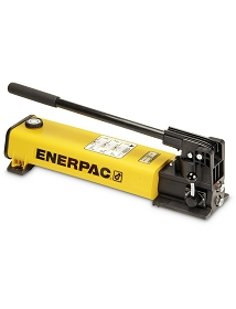 Enerpac 2-Speed Lightweight Hand Pump, Double Acting