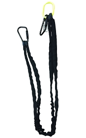 2-bag Lift Rope Assembly w/Carabiners