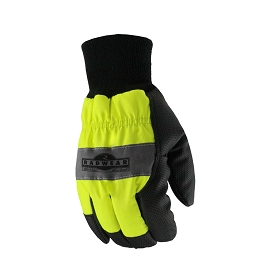 RADWEAR Hi-Viz Thermal Lined Gloves