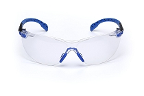 3M Solus Anti-Fog Safety Glasses (Clear)