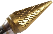 Carbide Bur Taper Cone (Champion)