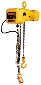 Electric Hoist 2 Ton, 10' Lift (Single phase, 7 ft/min)