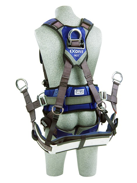 Exofit NEX Tower Climbing Harness (DBI Sala)
