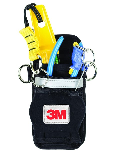 3M™ DBI-SALA® Dual Tool Holster with 2 Retractors, Harness