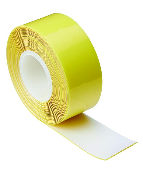 "3M™ DBI-SALA® Quick Wrap Tape II, Yellow 1""x108"""
