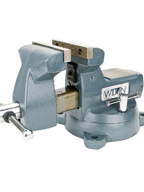 "Wilton 6"" Mechanics Vise"