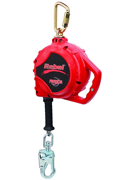 3M™ PROTECTA® Rebel™ Self Retracting Lifeline - Cable, 33 ft.