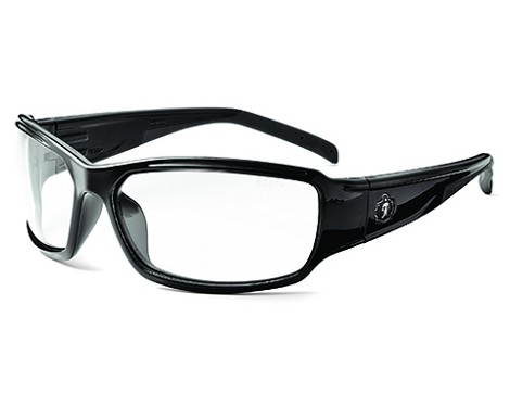 Ergodyne Skullers® Thor Clear Safety Glasses