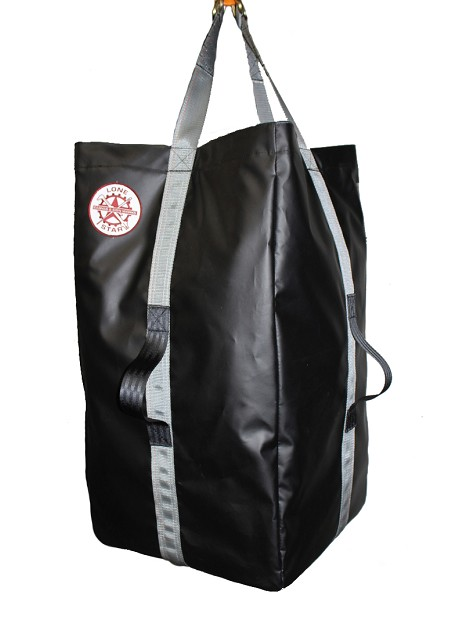 "Vinyl Lifting Bag 600 lbs (18"" x 18"" x 32"")"