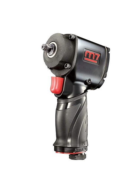"M7 Quiet Mini 1/2"" Drive Impact Wrench, 450 ft/lbs"