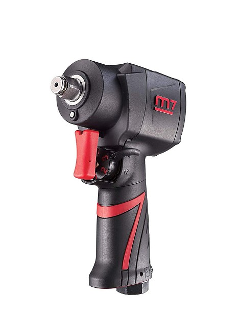 "M7 Mini 1/2"" Drive Impact Wrench, 700 ft/lbs"