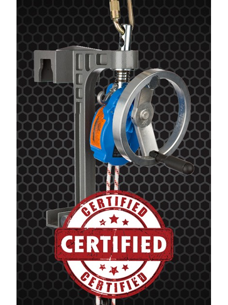 Tractel Derope Repair & Recertification