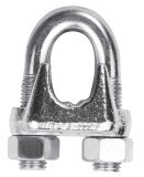 Malleable Wire Rope Clip (Import)