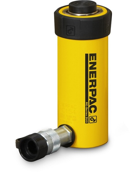 "Enerpac 25.8 Ton General Purpose Cylinder, 6.25"" Stroke"