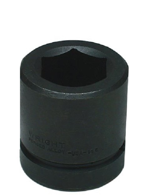 "Wright Tool SAE 6 Point Impact Socket, 1/2"" Drive"