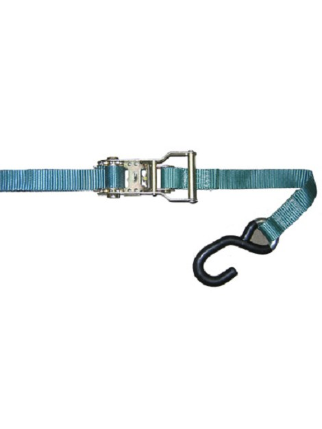 "Tie Down Strap 1"" x 15' (Wire hook)"