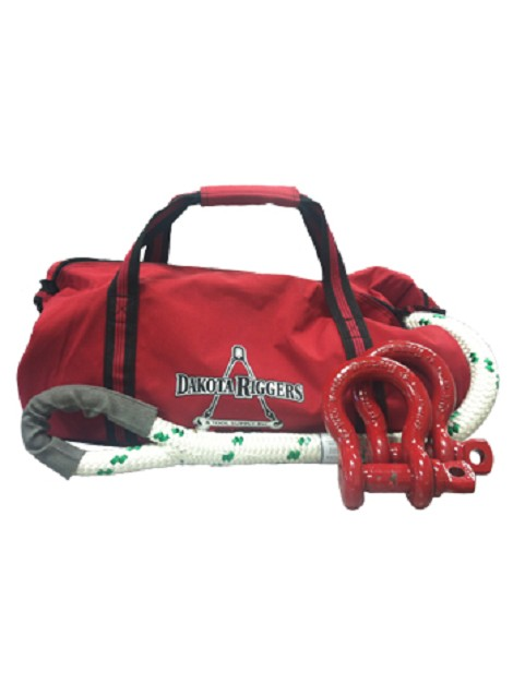 "Rigger's Tow-N-Go Kit 7/8"" x 20' (Domestic Shackles)"